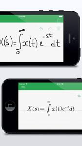 MyScript MathPad